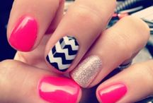 nails! :) / by Katie Funk