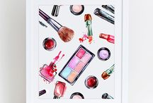make up posters