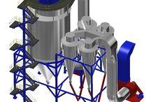 Alguns projetos executados em 3D / Imagens de projetos executados em 3D