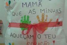 Pré-escolar dia da mãe