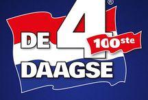 Nijmegen marsjen
