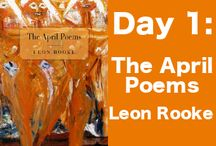 #30DaysOfPoetry / April is National Poetry Month, and to show our appreciation of poets, poems and poetry in general, we'll be turning the spotlight on one fantastic book of poetry (or about poetry) every day. Check in daily for updates!