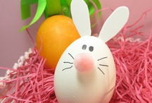 Easter eggs / It's Easter time again