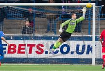 Montrose 12 Mar 16 / Pictures from the SPFL League two game against Montrose.  Match played at Links Park, Montrose on Saturday 12th March 2016.  The scorer was 1-1