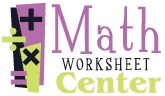 Math - Worksheets / by I love Lucy!