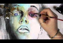 Video art tutorials