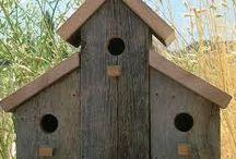 Linnunpönttö, birdhouse