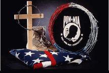 Veterans/Pow-Mia/Military other / by don chez