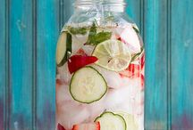 Refreshing Summer Drinks / Erfrischend - Sommerdrink - Summer - Drink - Rezept - Ideen - Refreshing by Event Inc