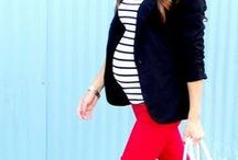 Maternity style / by Rachel Mclean