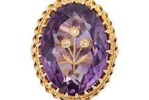 Give Me Jewelry! / Diamonds, Rubies, Garnets! Chains, Earrings, Bracelets & More. / by ✴✴CherryBlozzum✴✴