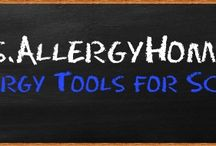 Food Allergy Awareness & Resources / Sharing a board with friends and advocates in the food allergy community to provide resources and information on managing this issue.