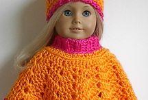 America girl crochet / by Jill Reyenga