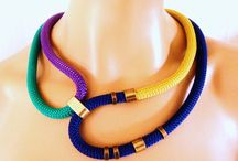 jewelry crochet beads