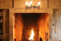 Fireplaces / by Kerry Copus