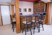 Wood Columns / Wood Columns for Dining Rooms, Theater Rooms and Basements.