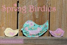 spring ideas / by Amber~Rae King