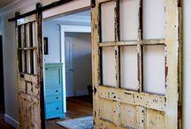 Loftdeur / Een loftdeur is mooi in ieder interieur. Wij maken voor u loftdeuren op maat