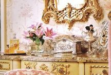 French Country Style / Whisked away to french countryside