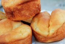 GF Bread, Rolls, Biscuits, Donuts, etc. / by Amanda Clesi
