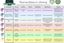 natural remedies / for the body