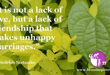 Friendship Quotes / Be An Inspirer - Spread the Inspiration  Visit - www.beaninspirer.com for more.