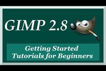 GIMP / by Cidalia Dempster