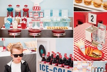 50's party ideas / by Onnolee Schell