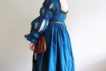 Historical Clothing / by Devin Orzech