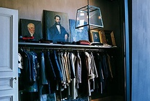 Home: wardrobe / by Brico Idea