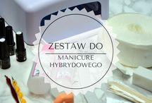 Paznokcie hybrydowe / Paznokcie hybrydowe, hybrydy, produkty do manicure hybrydowego