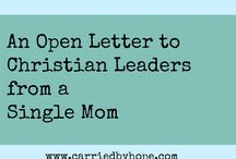 Support for Single Moms