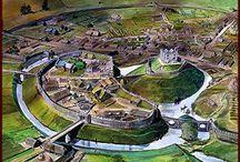 zamki i grody wczesnośredniowieczne
