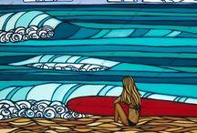 Muchachas Del Surf