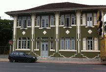 Arquitetura Jaraguá do Sul, SC, Brasil.