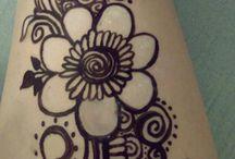 my own designs...