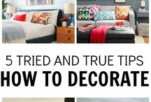 dekorasyon tips