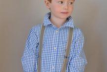 Little Boy Character Design