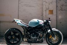 New project cafe racer