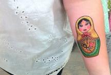 tattoo / by Brittney