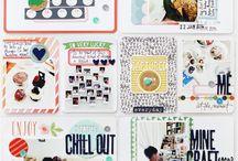 Artist ~ Leena Loh(Findingnana)-Project Life / Project Life Inspiration scrapbooking!