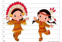 thème les indiens