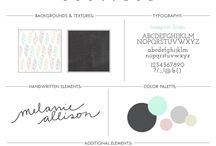 design - brand / by Emily Dombeck