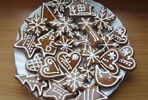 gingerbread cookies - pierniczki