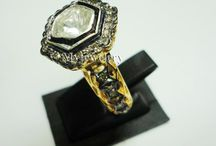 .925 Silver Antique Ring