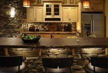 Kitchen is the ♥ of the home / by Lee van Loggerenberg