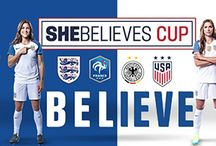 2018 SheBelieves Cup - U.S. Soccer, March 1, 2018 on ESPN3/ESP2