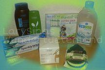 Produkte rund um und mit der Umwelt / Hier werden immer wieder Produkte vorgestellt, welche nicht zu sehr die Umwelt angreifen
