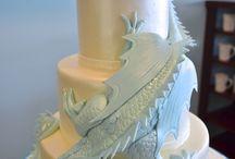 Dragon/Cakes