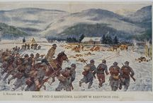 Legiony w karpatach 1915